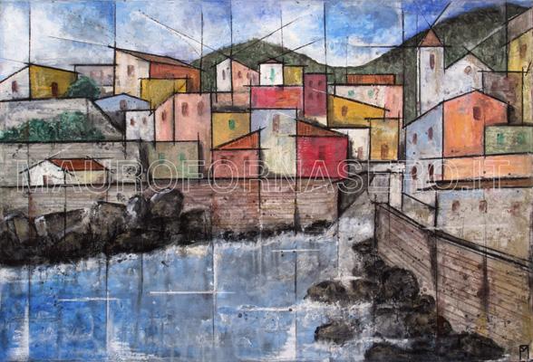 Il borgo sul mare