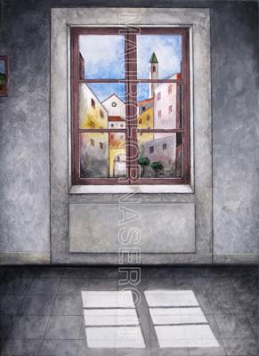 La finestra sulla città