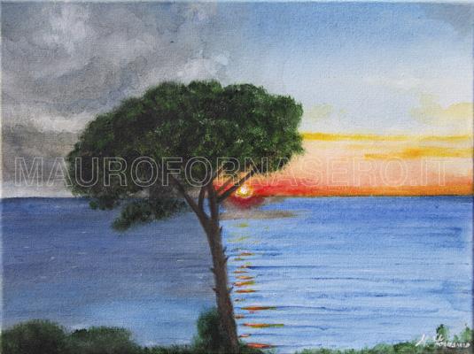 Paesaggio marino 2