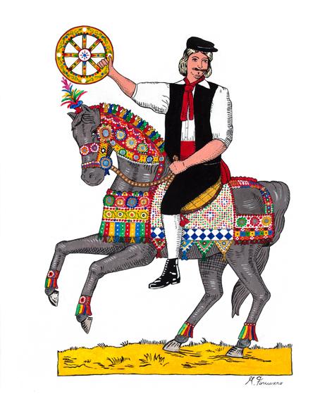 Cavallo d'aremi… o di Sicilia
