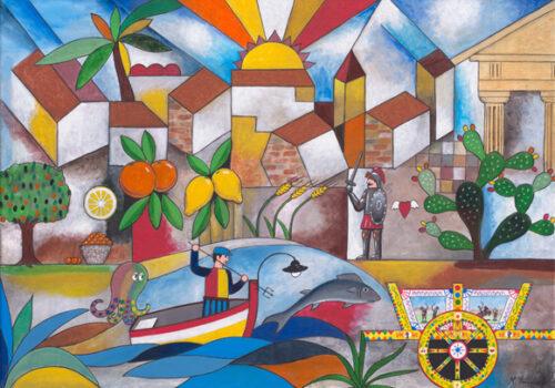 Sicilia E I Suoi Colori