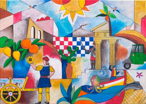 Sicilia terra di colori